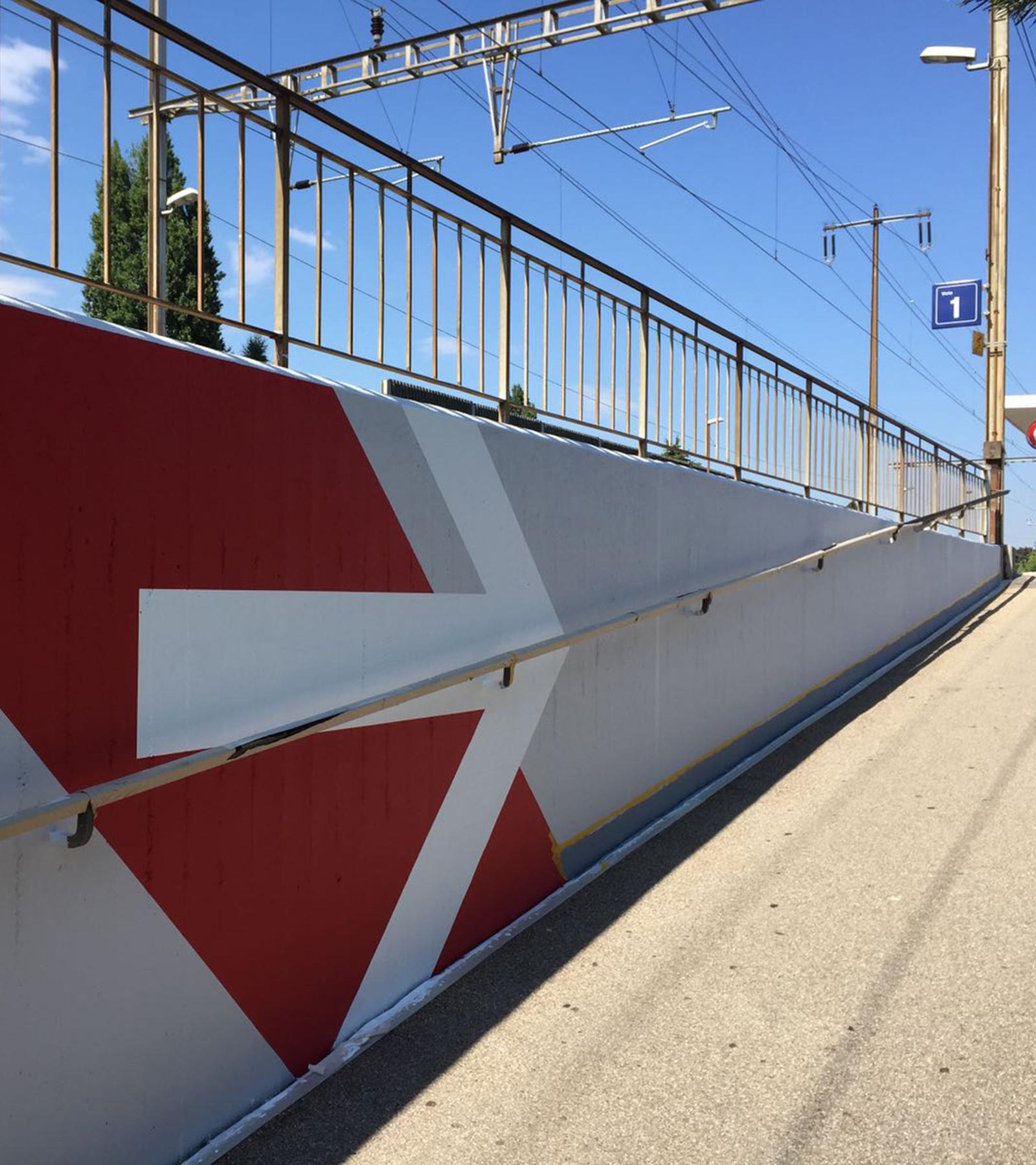 BIOforte GmbH Graffiti Schutz und Entfernung